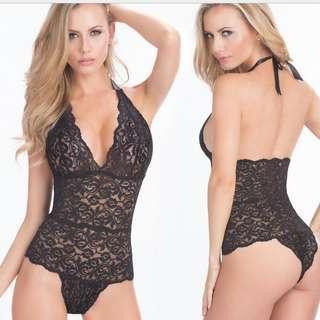 Womens Babydoll Lingerie Sleepwear M