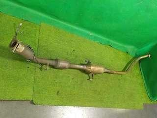 De-Cat-ed centre exhaust pipe for sale - Toyota Axio 2008