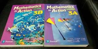 Mathematics in Action Third Edition 3A