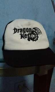 Dragon nest snapback cap