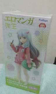 1/8th Sagiri Izumi scale figure by FuRyu