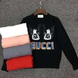 Gucci Blouse Black High Quality