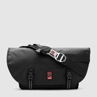 INSTOCK - Chrome Industries Silver Buckle Citizen Messenger Bag