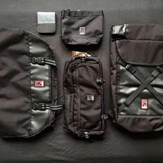 INSTOCK - Chrome Industries Backpack and Messenger Sling Bags