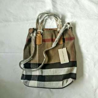 Burberry Canvas Tote BNWT