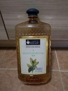Lampe Berger Perfume Oil - Mint (2 litre) #midsep50