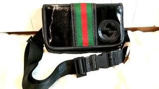 💯🔴 Original GUCCI Waistbag made in Italy