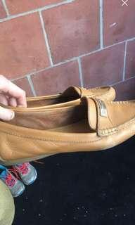 Coach loafers size 9