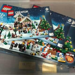 LEGO 10249 Winter Toy Store