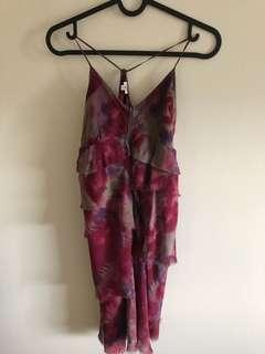 Wilfred silk dress size 4
