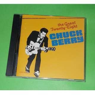 CD CHUCK BERRY : THE GREAT TWENTY-EIGHT ALBUM ROCK & ROLL ELVIS