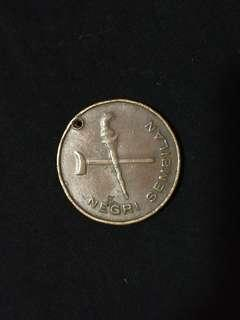 Medallion 1919 N9