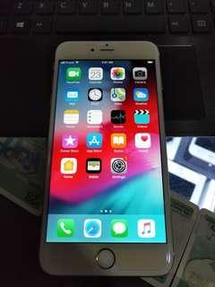 Iphone 6+ 64gb gold