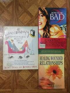 3-book bundle