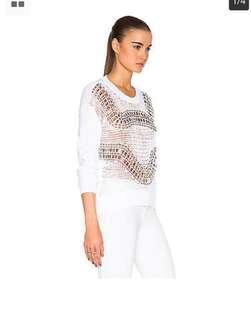 Sass Bide Embellished knit