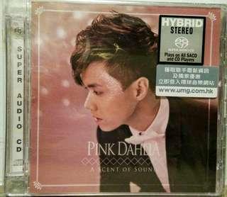 張敬軒全新末拆SACD CD编號no.0344