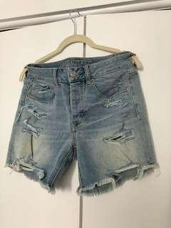 American Eagle Denim Bermuda shorts