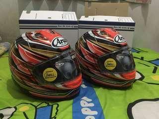 Arai rx7x nakagami GP2018