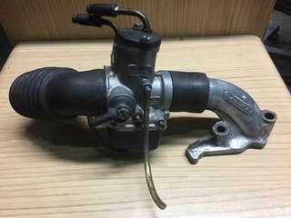Vespa Malossi Carburettor