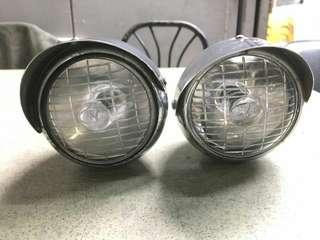 Vespa Crashbar Lights