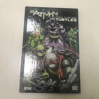 Batman / TMNT Vol 1 Hardcover