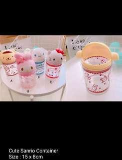 Cute Sanrio Contains