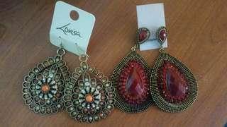 ❤ Earrings (2 for $6)
