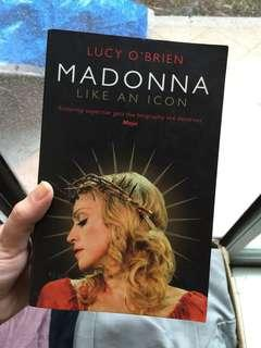Madonna: Like an Icon exclusive biography