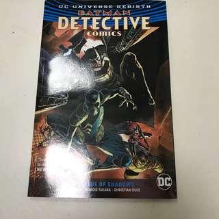 Detective Comics Vol 3: League of Shadows