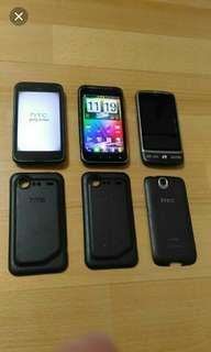 🚚 3隻HTC