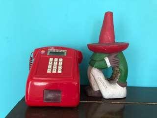 🚚 等電話的人(紅)