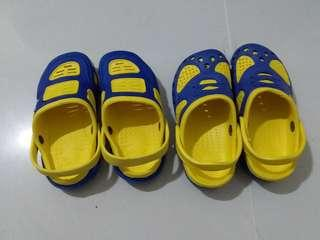 2 x BN Size 33 Sandals / Slippers