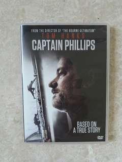 Captain Phillips DVD (2隻包郵)