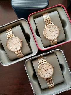 Fossil Rosegold