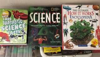 Science Knowledge Picture Books