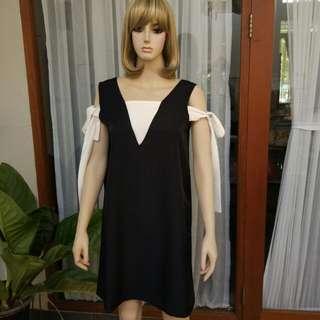 Dress Hitam Gisela