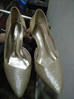 Wedding Shoes, kasut nikah, Christy Ng