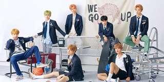 LF NCT dream we go up album