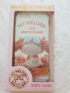 My Melody Soft Case Mobile Cover