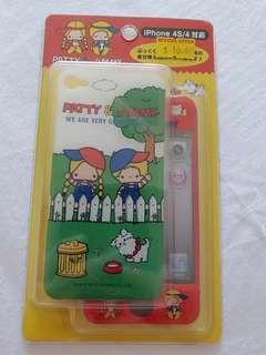 Patty & Jimmy iphone 4S stick cover