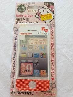 Hello Kitty iphone 4s Screen Protector