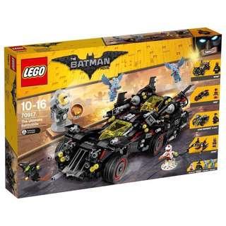 Lego 70917 the ultimate batmobile