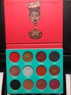 🚚 The Saharan by juvia's place eyeshadow palette