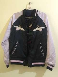 Adidas X Rita Ora Reversible Tokyo Bomber Jacket