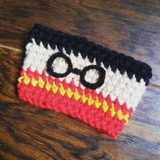 Handmade Harry Potter Cup Cozy