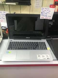 Gaming Asus laptop x556uq like new :) 15.6 inch laptop  Intel i5-6200  6th gen Nvidia 940mx graphic  256 Gb Ssd  win 10 / office installed  normal price $999 now  super cheap offer $649
