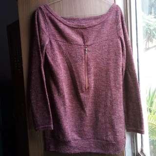 Sweater sabrina wol❤