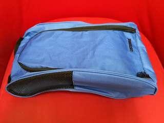 Shoe Bag Listerine Blue Colour 36cm x 23cm