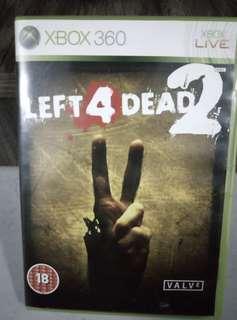 Xbox360 Left 4 Dead 2