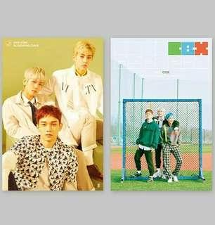 [READYSTOCK] CBX BLOOMING DAYS ALBUM